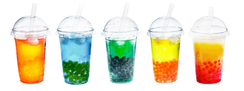 bubble tea - snack drink